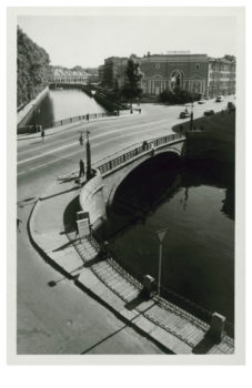 Василий Воронцов. Могилёвский мост. 1995