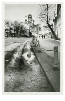 Василий Воронцов. Нарвский проспект. 1993
